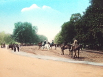 Rotten Row and Hyde Park Corner