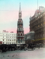 Eleanor Cross at Charing Cross