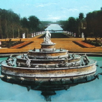 Fountains at the Palace of Verseilles